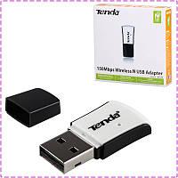 WiFi адаптер TENDA W311M 150Mbps, USB 2.0 Nano