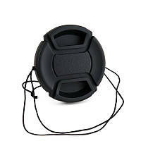 Защитная крышка объектива Extradigital Lens Cap, диаметр 58 мм (LCP1908)
