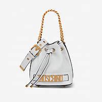 Женская сумка-ведро Moschino