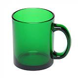 Чашка из стекла глянцевая Фрост 300 мл, розница + опт \ es - 883001, фото 5
