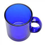 Чашка из стекла глянцевая Фрост 300 мл, розница + опт \ es - 883001, фото 4