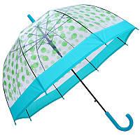 Зонт-трость полуавтомат 60см 8 спиц, R25586