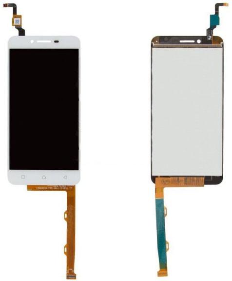 Модуль Lenovo Vibe K5 Plus Lemon 3 white (оригинал) дисплей экран, сенсор тач скрин Леново