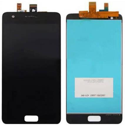 Модуль Lenovo Zuk Z2 black дисплей экран, сенсор тач скрин Леново Зук З2, фото 2