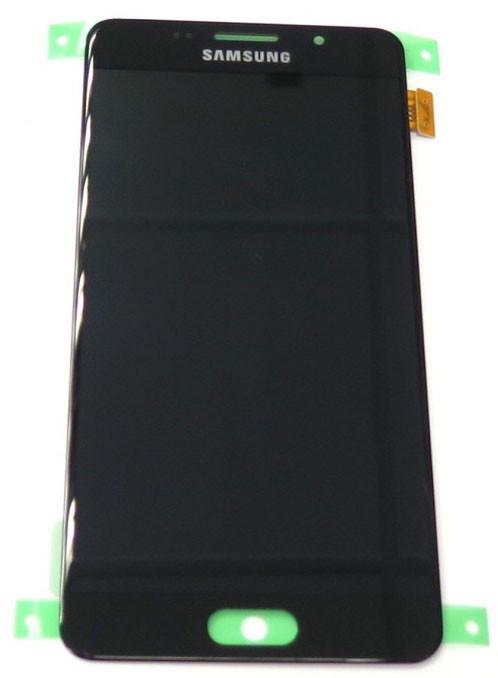 Модуль Samsung SM-A510F Galaxy A5 (2016) black (оригинал) дисплей экран, сенсор тач скрин Самсунг А5