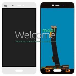 Модуль Xiaomi Mi 5s white (оригинал) дисплей экран, сенсор тач скрин Сяоми Ксиоми, фото 2