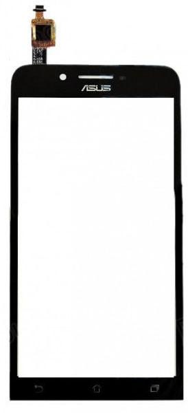 Сенсор ASUS ZenFone Go (ZC500TD black, тач скрин Асус Зенфон