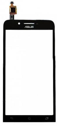 Сенсор ASUS ZenFone Go (ZC500TD black, тач скрин Асус Зенфон, фото 2
