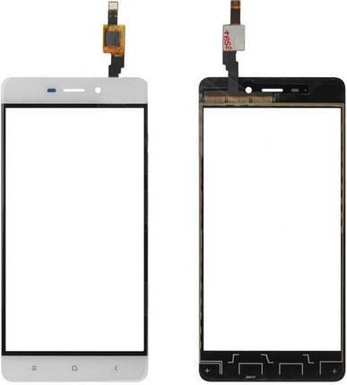 Сенсор Xiaomi Redmi 4 white, тач скрин Сяоми Ксиоми Редми 4, фото 2