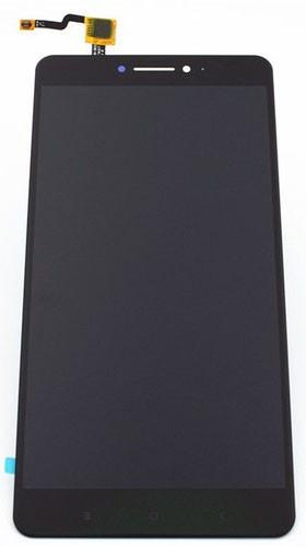 Сенсор Xiaomi Mi Max black (оригинал), тач скрин Сяоми Ксиоми Ми Макс