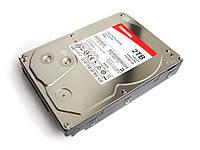 "Жесткий диск для компьютера 3.5"" 2 Тб/Tb Toshiba P300, SATA3, 64Mb, 7200 rpm (HDWD120UZSVA), винчестер hdd"