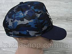 Мужская бейсболка, кепка, материал трикотаж, с декоративной вставкой WHITE, на регуляторе, фото 3