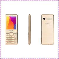 Мобильный телефон Nomi i241+ Gold / 2 Sim