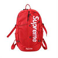 ✔️ Красный рюкзак Supreme (Суприм)