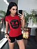 Костюм женский футболка + шорты, размеры s m l xl Турция, фото 5