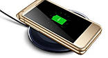Раскладной смартфон tkexun W2017 gold, фото 4