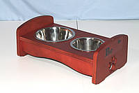 Подставка под миски для собак и кошек BePet-Вишня, фото 1