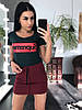 Костюм футболка + юбка, размеры s m l xl Турция, фото 5
