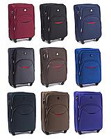 Дорожный чемодан на 4х колесах WINGS 1708 из ткани CODURA 1200D Средний, фото 1