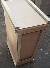 Ящик для пчелопакета на 4  украинские рамки