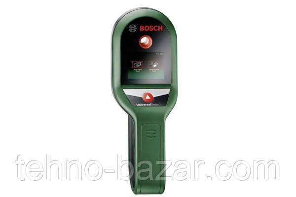 Цифровий детектор прихованої проводки Bosch Універсальний Detect