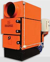 Пеллетный генератор теплого воздуха GS 130 kW