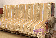 Комплект покрывал Фараон на диван и кресла. Цвет - золото, фото 1