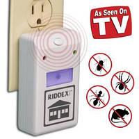 Электромагнитный отпугиватель грызунов и насекомых RIDDEX , фото 1