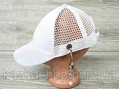 Женская, бейсболка, кепка с декоративной брошкой,  размер 54-56, на регуляторе, фото 2