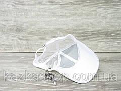Женская, бейсболка, кепка с декоративной брошкой,  размер 54-56, на регуляторе, фото 3