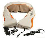 Массажер роликовый для шеи и спины Massager of Neck Kneading, фото 4