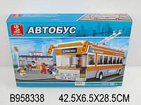 Конструктор SLUBAN Автобус M38-B0332