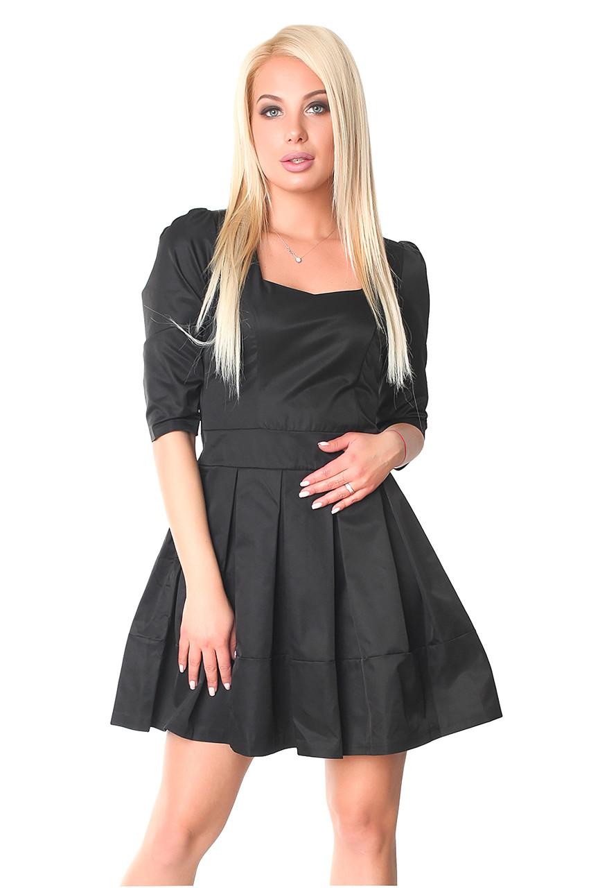 Красивое женское платье (в расцветках 40-44)