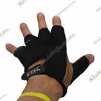 Велосипедные перчатки (brown), фото 1