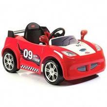 Электромобиль машина LW801Q-G215, Красный
