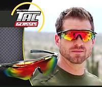 Очки Tac Glasses Антибликовые для водителей от слепящих фар
