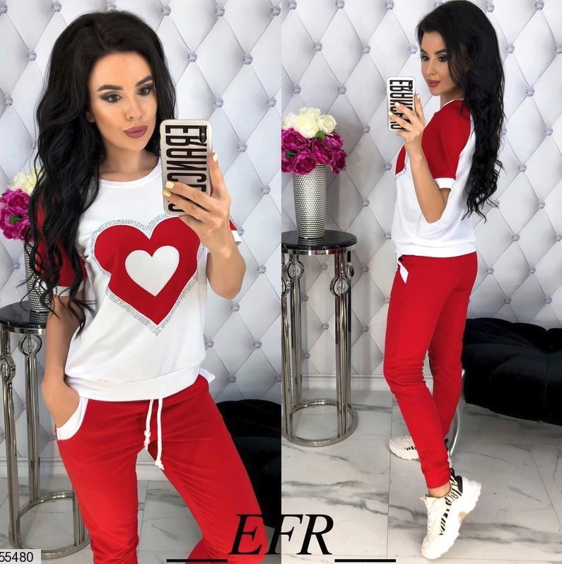 be02a4ea9a75e Летний спортивный костюм женский недорого в Украине интернет-магазин  женской одежды размеры 42-44