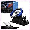 Игровой руль для ПК Sven GC-W600, руль с педалями и коробкой передач для компьютера - Фото