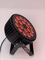 LED прожектор STLS Par S-1810 SLIM RGBW