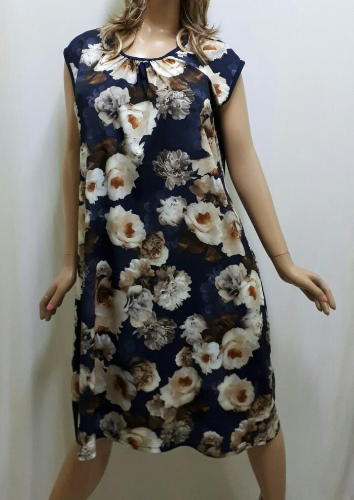 Платье с карманами под пояс из ткани софт ,от 50 до 60 р-ра, Харьков