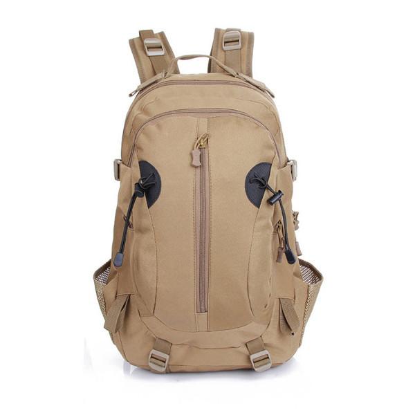 Тактичний штурмової військовий туристичний рюкзак PROTECTOR PLUS S412 35 л Пісочний