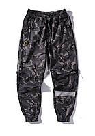 Штаны-шорты Bape (бейп штаны трансформер)