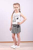 Детский комплект летний костюм для девочек
