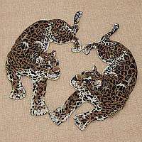 "Шикарная  нашивка ""Леопард""  от студии LadyStyle.Biz, фото 1"
