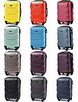 Дорожный чемодан WINGS 147 со съемными колесами Ручная кладь