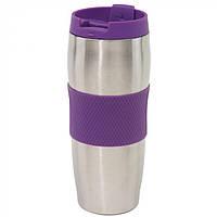 Чашка термос с двойными стенками Au Lait 380 мл, розница + опт \ es - 903041