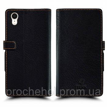 Чехол книжка Stenk Wallet для Apple iPhone XR Чёрный