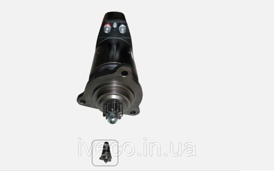 Стартер Iveco Eurotech Turbotech Ивеко 0001416011