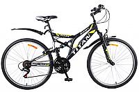 Велосипед горный Titan Ghost 26 дюймов, двухподвес