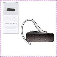 Bluetooth гарнитура для водителя Plantronics Explorer 55 Black, блютуз гарнитура хендс фри, hands free